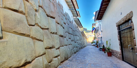 City tour, Sacred Valley and Machu Picchu