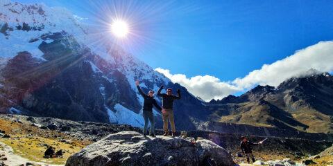 Salkantay combine with Inca Trail 7D/6N